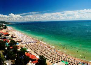 pláže Zlaté písky
